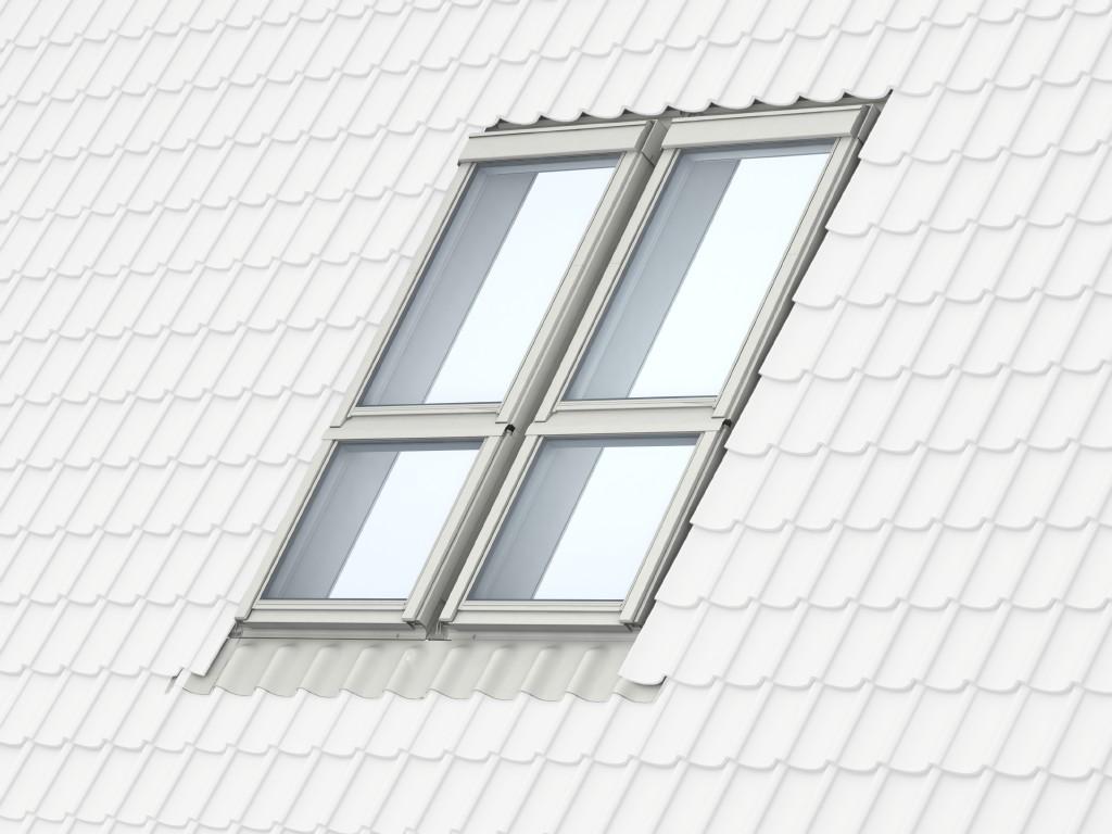 Gauben dachfenster - Velux dachfenster austauschen ...
